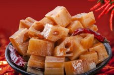 红油辣卤之香辣卤藕片做法