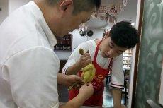 重庆万州凉菜学员桂先生