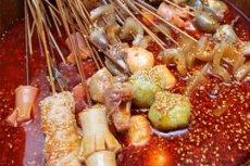 乐山钵钵鸡的做法 钵钵鸡制作