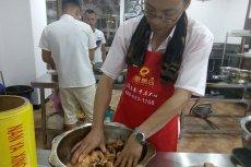 重庆丰都卤菜学员刘先生