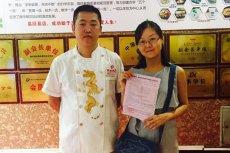 喜报:陕西姜女士与易厨易店乐山钵钵鸡培训成