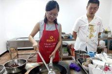 陕西西安乐山钵钵鸡学员姜女士