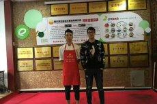 喜报:陈先生与易厨易店重庆