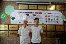 四川广安贺先生签约万州烤鱼
