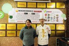 重庆李女士签约乐山钵钵鸡技术培