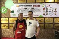 四川陈先生签约现捞卤菜技术培训