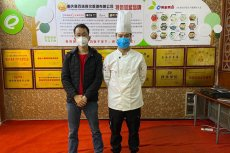 广东广州温先生签约现捞卤菜技术培训