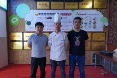 广西林先生签约烧烤技术培训