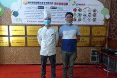 四川达州肖先生签约梅干菜扣肉饼培训