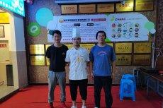 广东曾先生签约铁板烤鸭肠培训