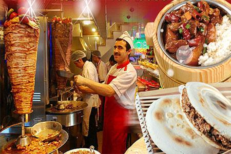 土耳其烤肉培训