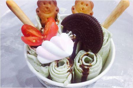 炒冰淇淋培训