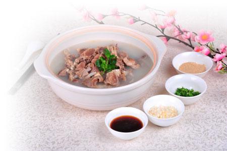 羊肉汤锅培训