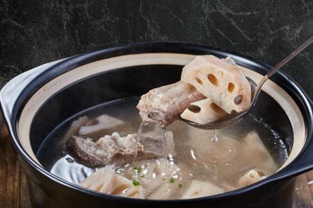 藕王养生汤