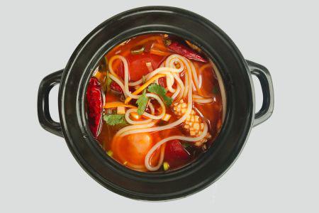 罐罐米线培训