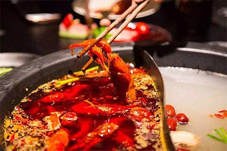 小龙虾火锅